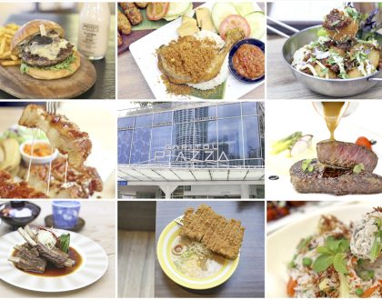 Capitol Piazza - 8 NEW Eats To Embark On Your Epicurean Voyage