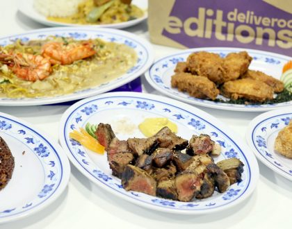 New Ubin Seafood - Popular Michelin Bib Gourmand Zhi Char Fare In The EAST, With Deliveroo Editions