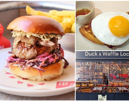 Duck and Waffle Local – Famous Duck & Waffle Place Opens Fast Casual Restaurant, At Piccadilly  London