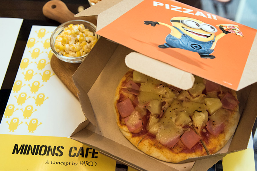 Minions Café Singapore – Bello! These Yellow Fellows Arrive At
