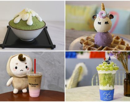 12 NEW Cafés In Singapore November 2017 - Japan's LUMINE Café and Korea's Café de Paris Opening In Singapore