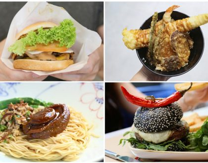 10 NEW Restaurants Singapore November 2017 - Orient Palace, Benjamin Barker Burgers, Wolfgang's Steakhouse
