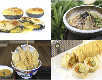 10 Unexpected Salted Egg Fusion Food In Singapore – Salted Egg Tendon, Ramen, Sushi Roll, Polo Bao!