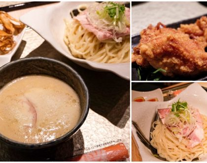 "Zagin Soba –  Apparently ""Best Ramen In Hongkong"" According To Many Reviews. At Happy Valley And Central"