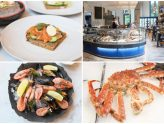 FiSK Seafood Bar & Market - Modern Scandinavian Restaurant And Norwegian Seafood Products, At Stevens Road