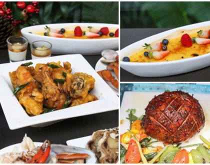 Flavours At Zhongshan Park - Modern Asian Festive Buffet With Creative Dishes. Affordable Prices From $38++