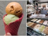 Cottontail Creamery - Taiwanese-Owned Ice Cream Café. For Crepes and Weekend Brunch At Serangoon