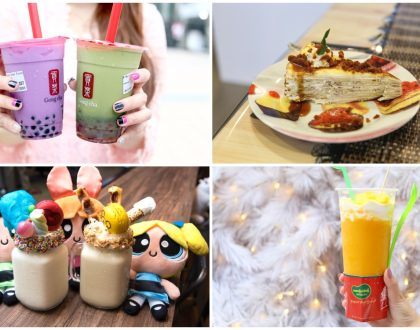 "12 NEW Cafés In Singapore December 2017 - ""Friends Of Autism"" Cafe, Mango King, Gong Cha, Cartoon Network Cafe"