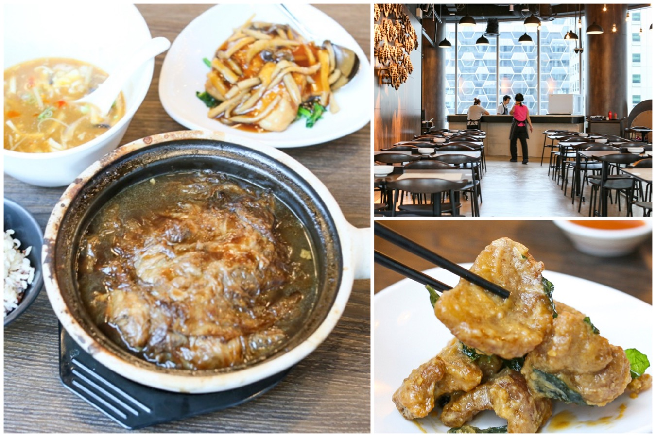 Myo Restobar - Cantonese Home-Style Dishes In The CBD, Known For The Kia Hiang Claypot Spring Chicken