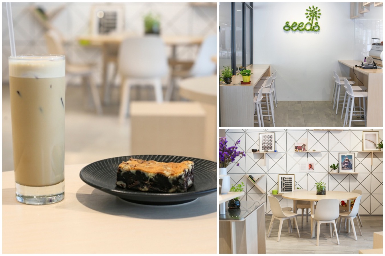 Seeds - Beautiful Café With Beautiful Heart. A Vocational Training Ground For Persons With Disabilities