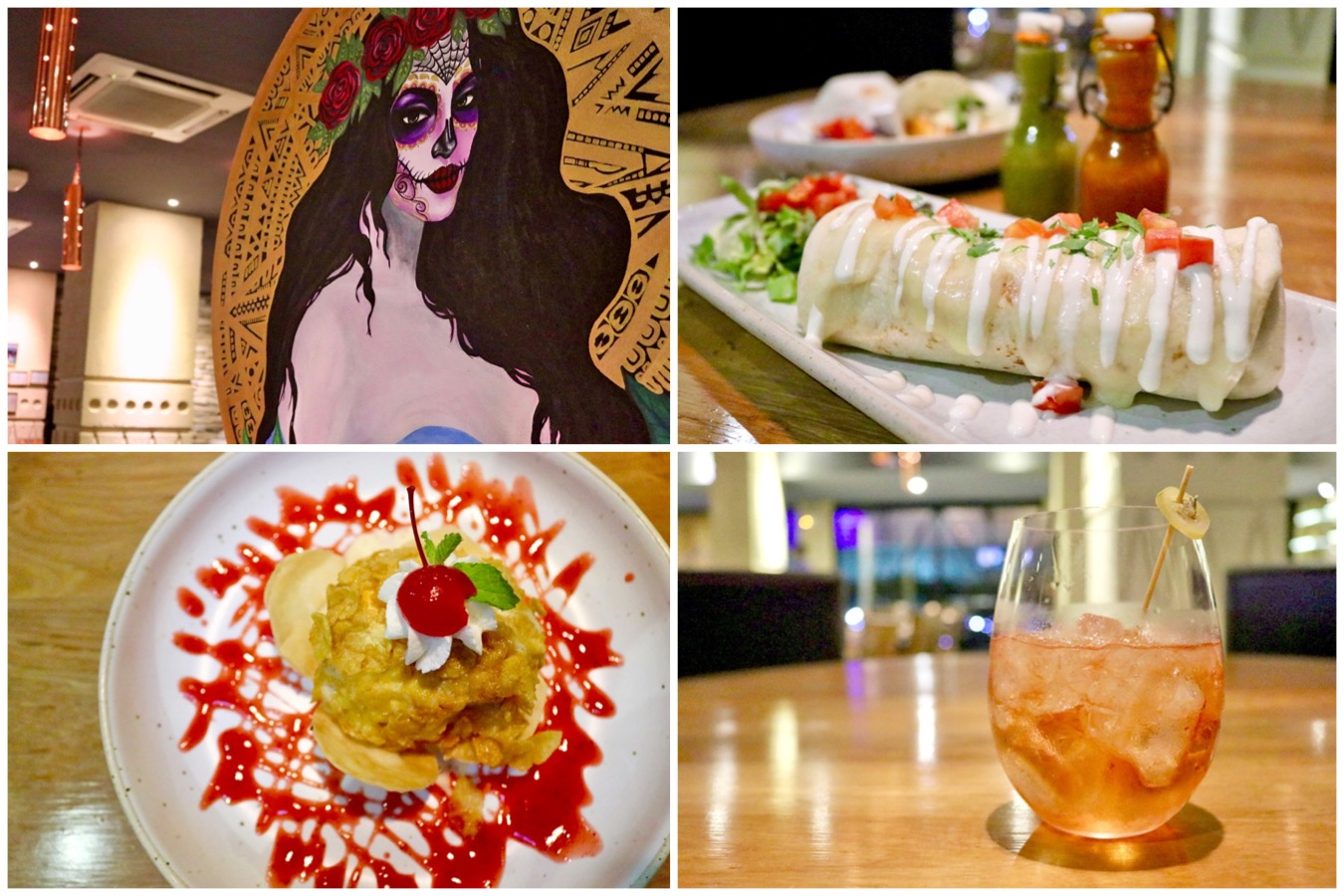 The Mexican - Tex-Mex Cuisine In The Heart Of Bangkok. An Authentic Cantina and Comedor Experience