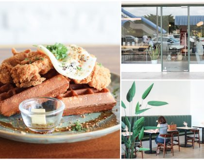 Mrs. Who - Brunch Cafe With Fried Chicken Waffles And Beautiful Aesthetics, At Johor Bahru