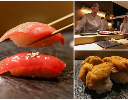 Sushi Tokyo Ten - LEGIT Sushi Omakase Starting From ¥3500 (SGD$41.70), In The Heart Of Shinjuku Tokyo