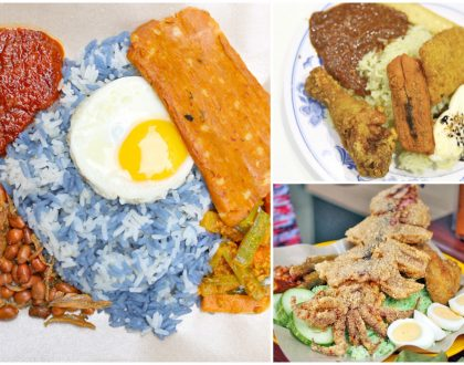 10 Nasi Lemak Dishes In Singapore – From Cheap Cheap To Atas