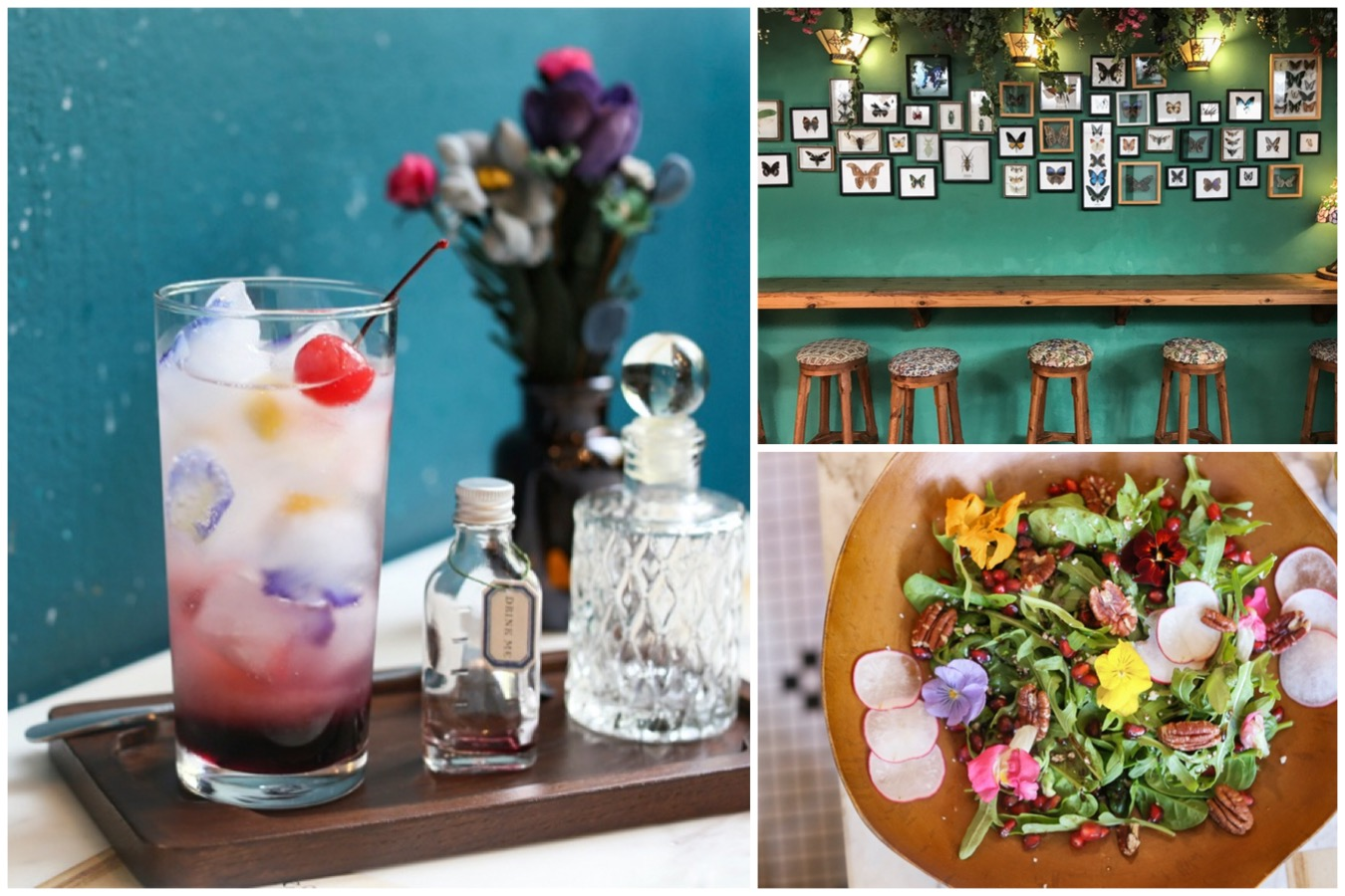 Featherstone Bistro Café & Lifestyle Shop - Mystical Themed Cafe In Bangkok Is Instagram Heaven
