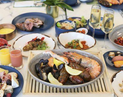Food Exchange – 50% OFF 2nd Diner. Impressive NEW International Buffet And Sunday Brunch At Novotel Singapore on Stevens