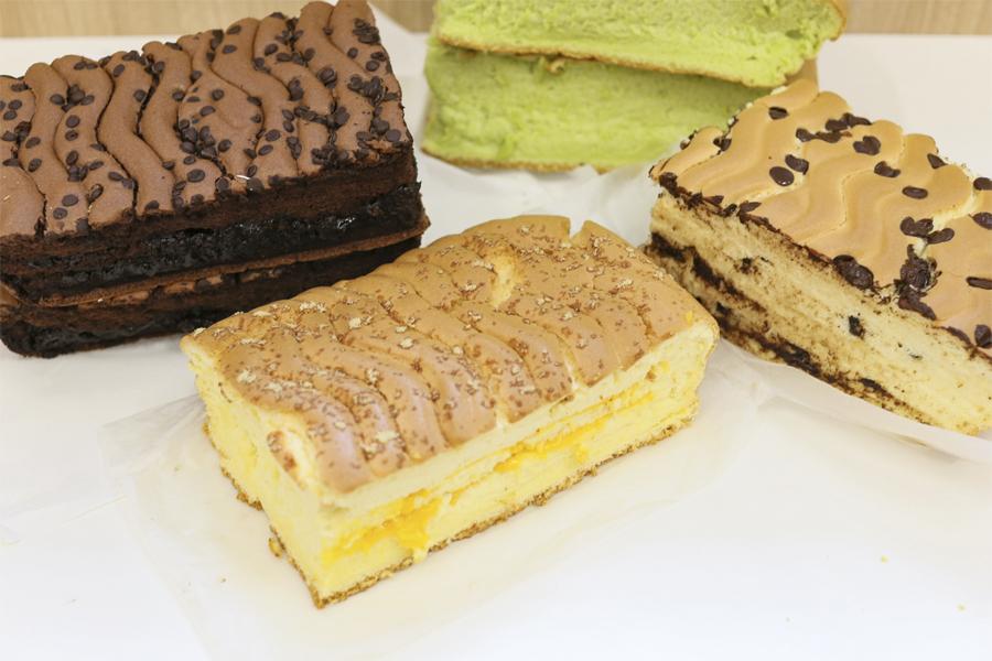 Castella Cake Taipei