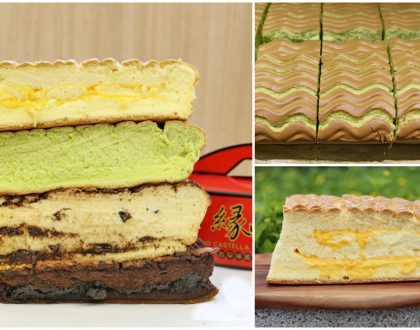 Grand Castella Cake - Famous Taiwan Castella Cake In Singapore At NEX. 1-For-1 Promo This Thurs & Fri!