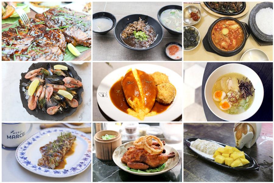 10 NEW Restaurants Singapore December 2017 - OMU, FISK, Merci Marcel And SBCD Korean Tofu House