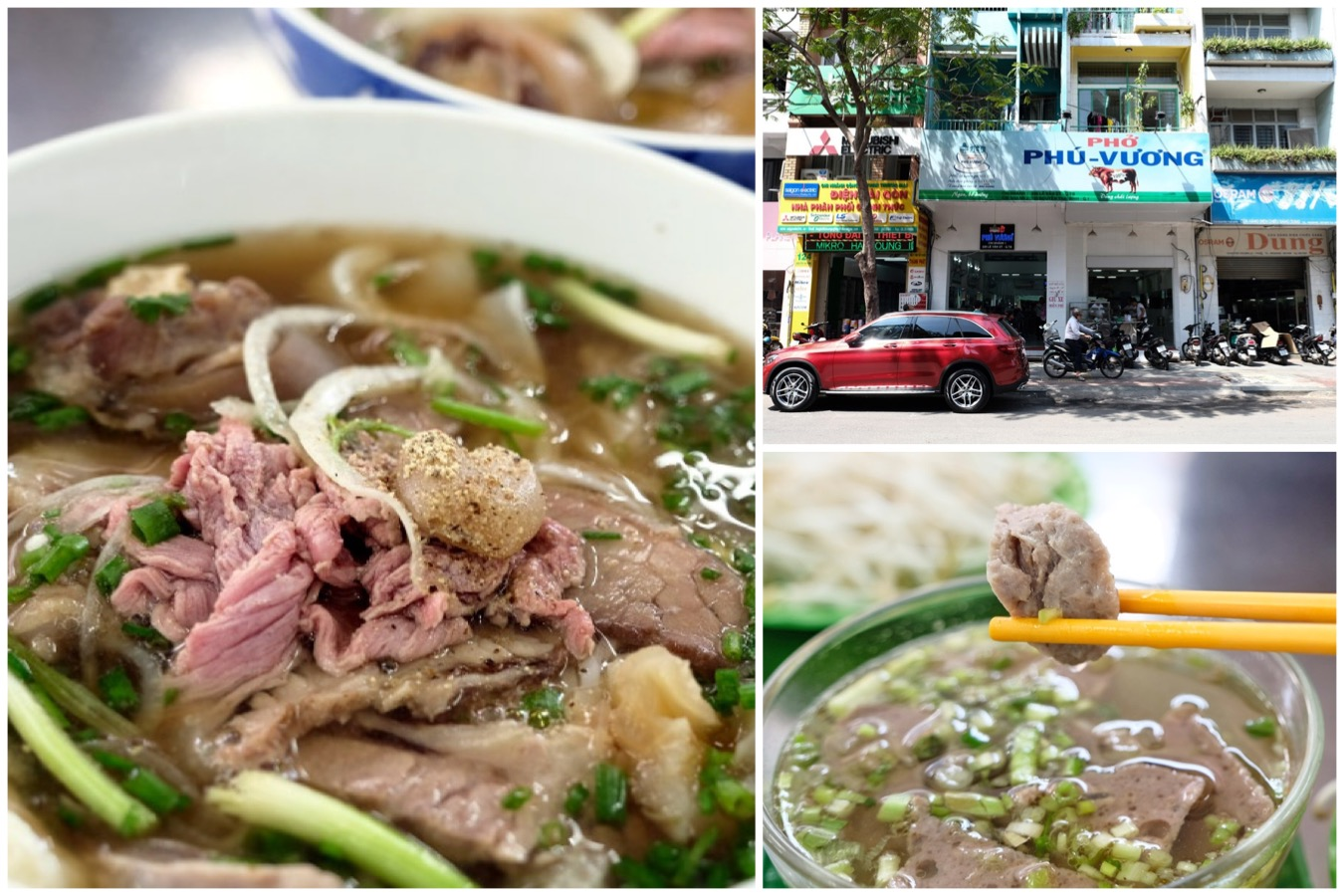 Pho Phu Vuong – One Of Ho Chi Minh City's Best Pho + Pho 'Dictionary' For Easy Ordering