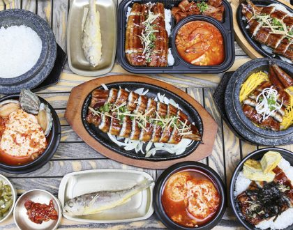 SBCD Korean Tofu House – Korean Soontofu Restaurant At Millenia Walk, With Unagi (Jang-Eo) Dishes