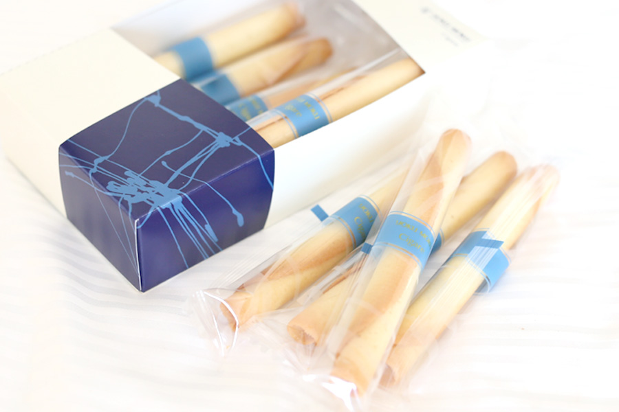Yoku Moku – Popular Japanese Cigare Cookies Here In Singapore, At ION Orchard & Takashimaya