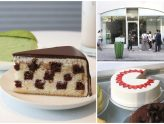 Lady M Cake Boutique – Famous For Mille Crepes Cake, Crowded Space At New York City