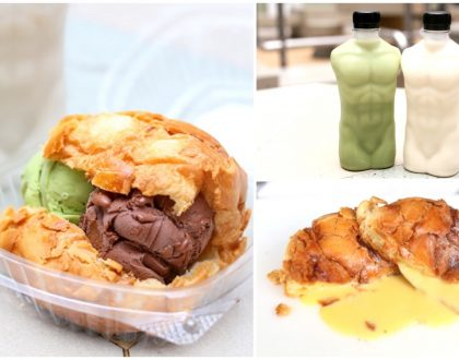 Kazo – Taiwanese Kazu Kazu, Lava Polo Buns And 'Sexy' Matcha Latte Bottles, At Chinatown Point