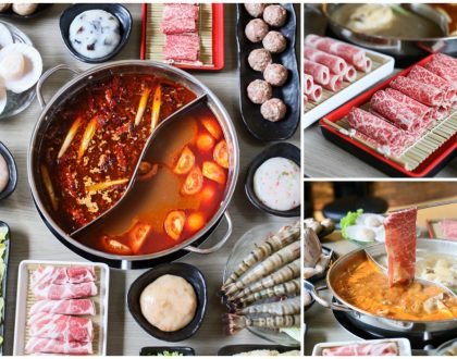 Captain K – Korean Meets Local Style Hotpot, Opens Till 4AM Everyday. 40% OFF After 10PM
