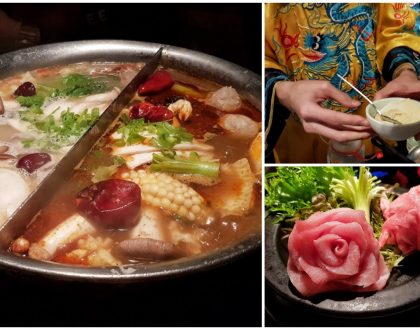 Top One Pot 這一鍋 皇室秘藏鍋物 - Hotpot For The Royalty? Top Mala Steamboat In Taiwan In Terms Of Web Popularity