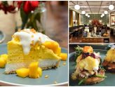 Benedict - Hearty All-Day Breakfast And Mango Sticky Rice Tart, At Grand Indonesia Jakarta