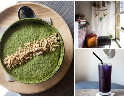 Navy Cafe – Bingsu At SGD$3.30 With 10 Different Flavours, At Jonker Street Malacca