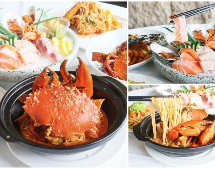 TungLok Seafood – Singapore Chilli Crab, Laska Crab And More Seafood At Orchard Central