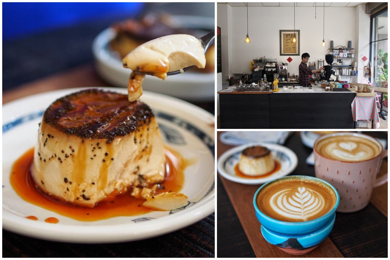 Monga Coffee Roasters 丸花豆倉 – Daily Limited Earl Grey Crème Brulee With Pour Over Coffee In Taipei