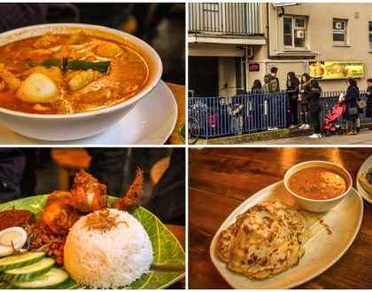 Roti King – Hidden But Popular, For Authentic Malaysian and Singaporean Street Foods In London