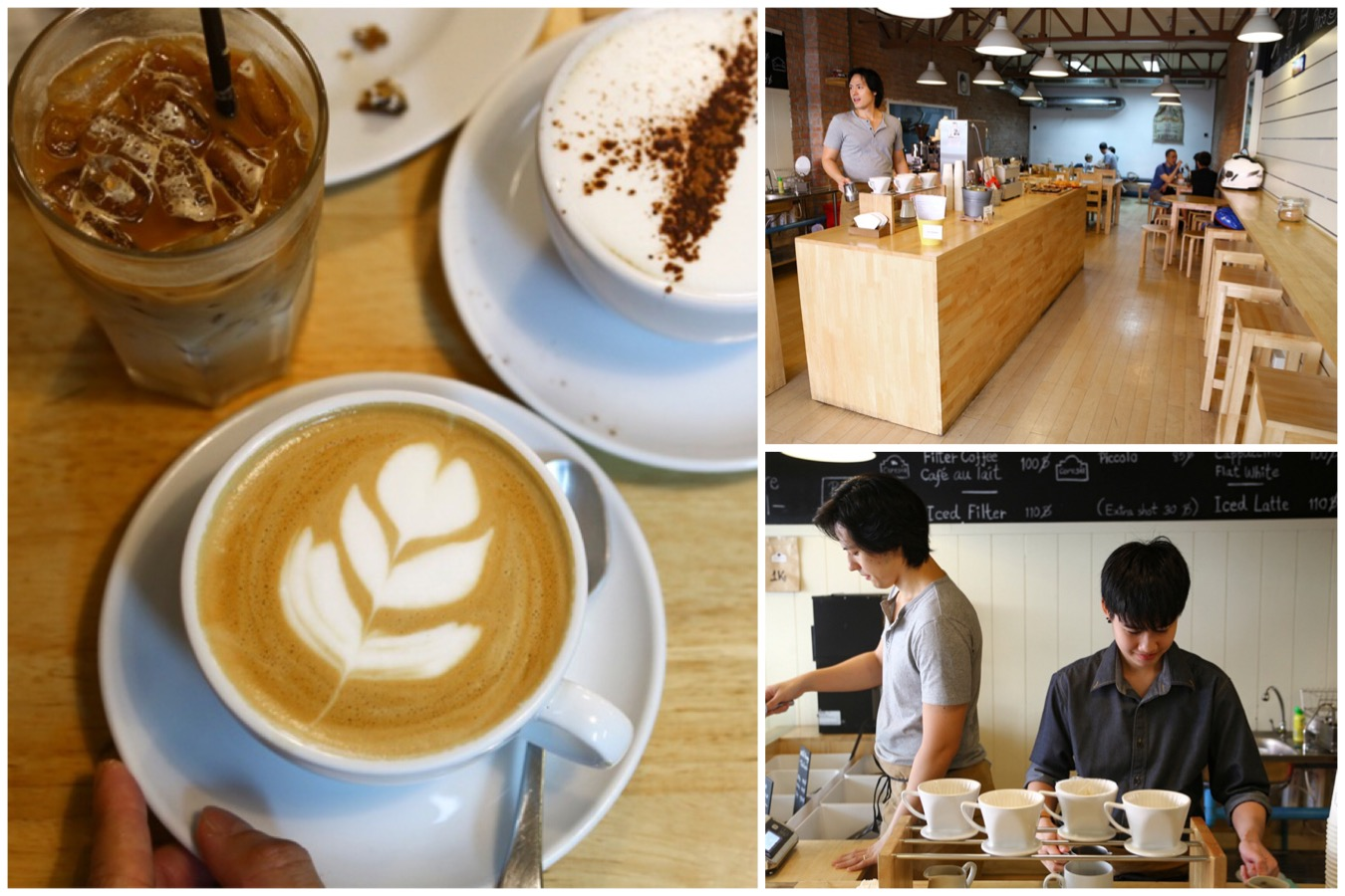 Ceresia Coffee Roasters - Specialty Café For Some Of Bangkok's Best Coffee. At Sukhumvit And Saladaeng