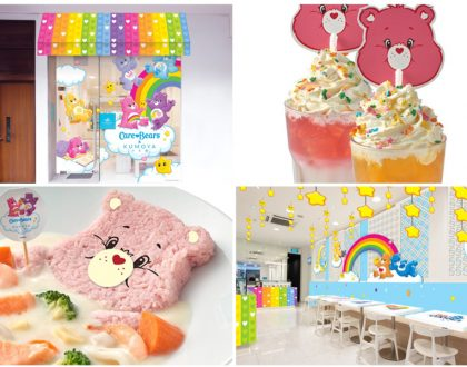 Care Bears Café Singapore – Lovable Themed Café Coming To Singapore In February 2018