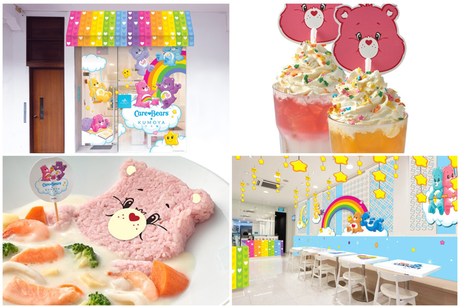 Care Bears Café Singapore – Lovable Themed Café, Ending Its Run 25th March