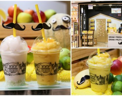 Fruiturday – One Of Thailand's Top Smoothie and Dessert Brand In Singapore, At Northpoint City