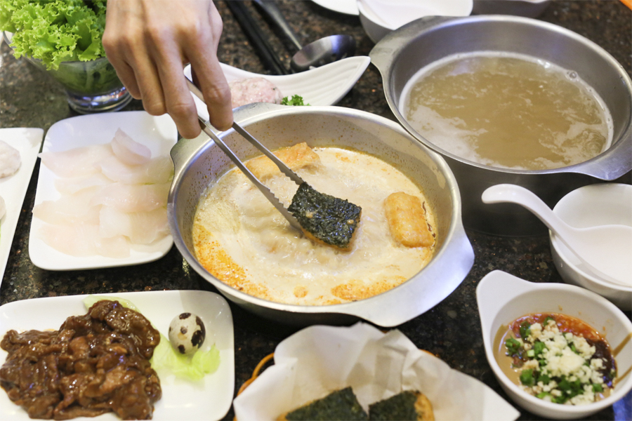 JPOT Tampines 1 - Hotpot Restaurant Known For Individual Pots Closing 16 June 2019