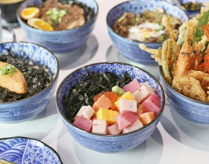Kogane Yama - Tendon, Chirashi, Gyudon And Other Japanese Donburi, At Bugis Junction & JEM