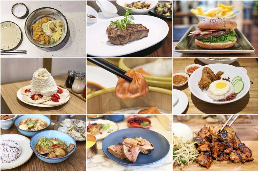 10 NEW Restaurants Singapore January 2018
