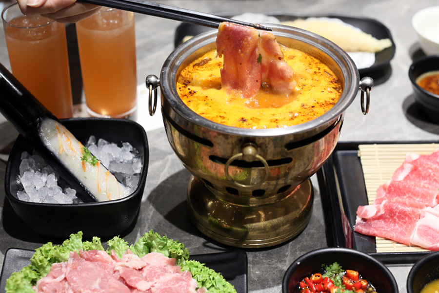 Paradise Hotpot - Hong Kong Style Steamboat Concept With Individual Pot, At Compass Point