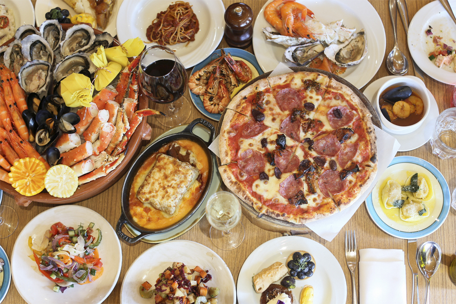 Prego – The Ultimate Italian Sunday Brunch Buffet. 50% OFF 2nd Diner For DFD Readers