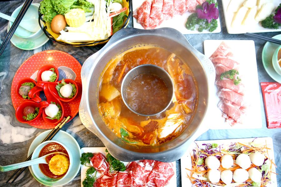Shi Li Fang 食立方 - Budget Hotpot In Singapore From $9.90++