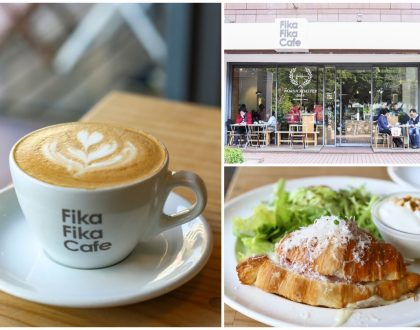Fika Fika Café - Scandinavian Style Cafe In Taipei By Award-Winning Barista, At Zhongshan District