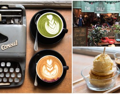 The Daily Fix Cafe - Most Popular Cafe In Jonker Street Malacca, With Pandan And Durian Pancakes