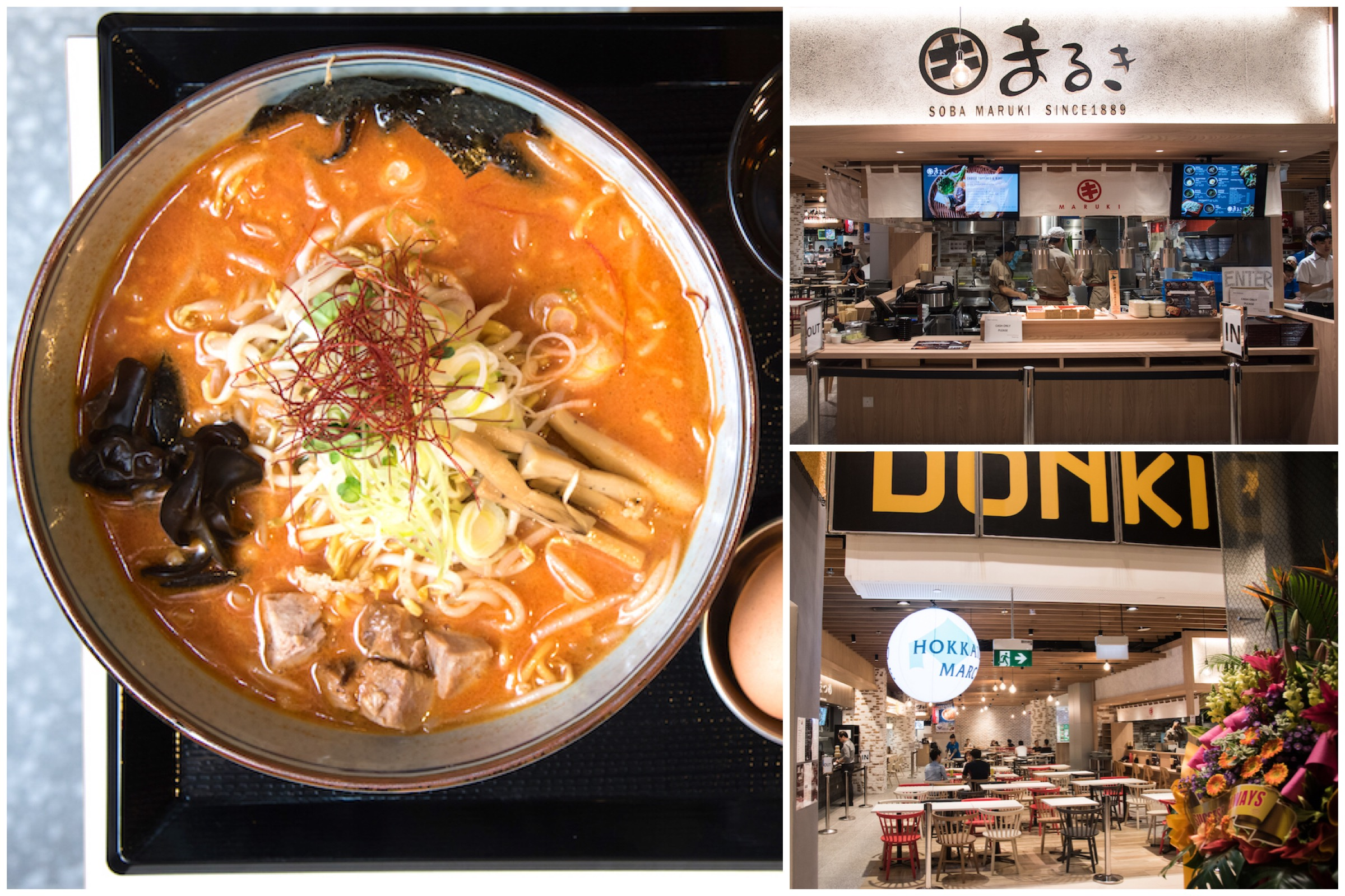 Hokkaido Marche - 8 Exciting Japanese Food Concepts From Hokkaido At Don Don Donki, Orchard Central