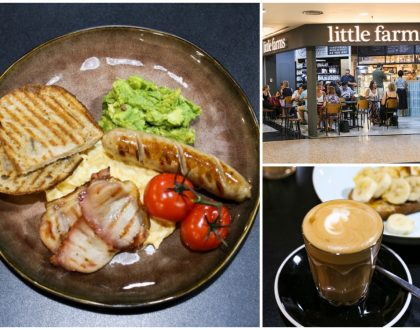 Little Farms Café - All Day Breakfast And Brunch Made With Fresh Produce, At River Valley