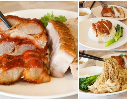 Mak Hong Kee HK Kitchen 麥康記 - Under The Radar Cantonese Restaurant Opened By Experienced Hong Kong Chef, At Keong Saik Road
